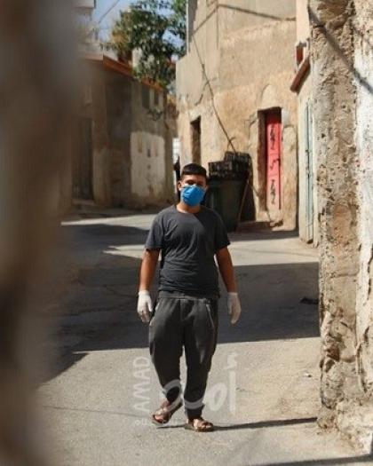 """محدث.. اغلاق بلدات لعدة أيام بسبب ارتفاع اصابات """"كورونا"""" في الضفة"""