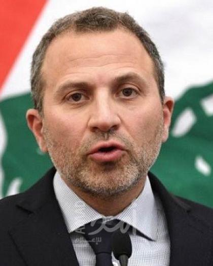 """محدث -  مسؤول أمريكي يتهمه  بالفساد.. باسيل: """"لا العقوبات اخافتني ولا الوعود أغرتني"""""""