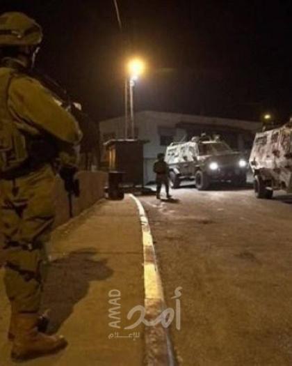قوات الاحتلال تشن حملة اعتقالات بالضفة بينهم قيادات في حماس