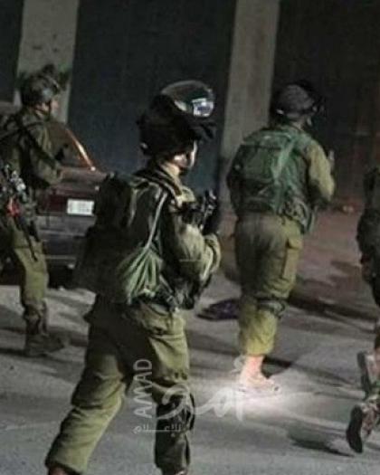 شهيد برصاص جيش الاحتلال خلال مواجهات غرب رام الله