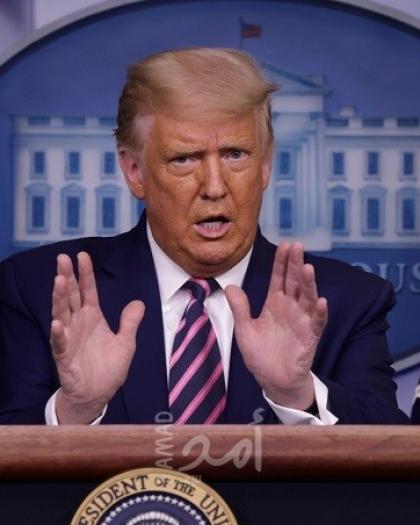 """ترامب:""""الوقت كفيل بأن يُخبرنا من هو الرئيس""""..و لقاح """"كورونا"""" سيكون متوفرا على نطاق واسع في أبريل!"""