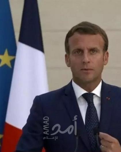 ماكرون: أزمة لبنان ليست نتيجة قضاء وقدر بل نتيجة نظام سياسي يعاني خللًا