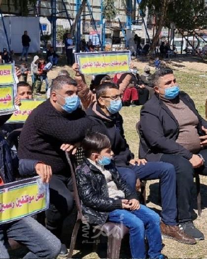 """اللواء """"الأطرش"""" يدعو الرئيس عباس لحل قضية المتقاعدين إجبارياً في قطاع غزة"""