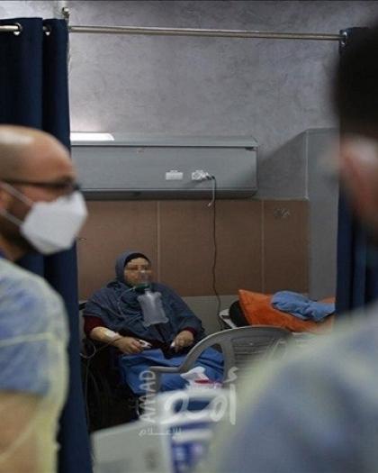 """الصحة الفلسطينية: 6 وفيات و459 إصابة جديدة بـ""""كورونا"""" في الضفة وقطاع غزة"""