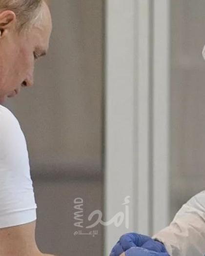 """الكرملين: بوتين يتلقى اللقاح المضاد لفيروس """"كورونا"""""""