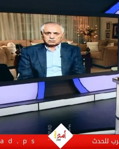 """عصفور: أمريكا وإسرائيل تريدان الحفاظ على """"النظام الفلسطيني المنقسم"""" - فيديو"""