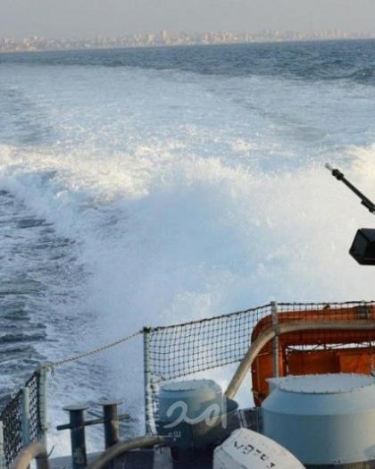 زوارق الاحتلال تهاجم مراكب الصيادين مقابل بحر رفح