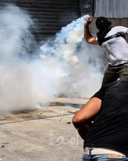 طوباس: إصابة شاب بالرصاص خلال قمع قوات الاحتلال مسيرة رافضة لخطة الضم الإسرائيلية