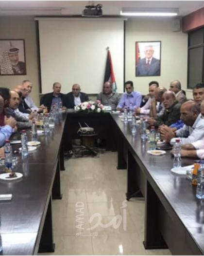 القوى الوطنية تدعو إلى توسيع المشاركة في المقاومة الشعبية بالأرض الفلسطينية