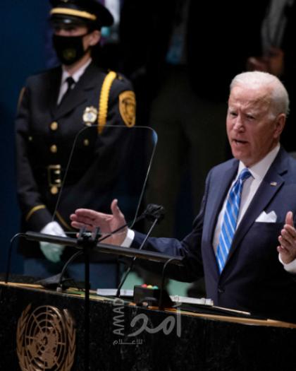 """بايدن ينتقد إجراءات الصين """"القسرية والاستباقية"""" عبر مضيق تايوان"""