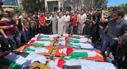 الصحة تصدر تقرير بأسماء الشهداء الأطفال خلال العدوان على غزة